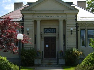 Nichols Mem Library