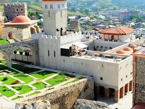 Vardzia Cave City And Rabati Castle Tour in Georgia