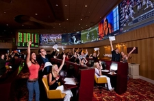 Race And Sports Book At Tropicana