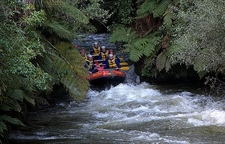 Rafting Group @ Okere Falls NZ