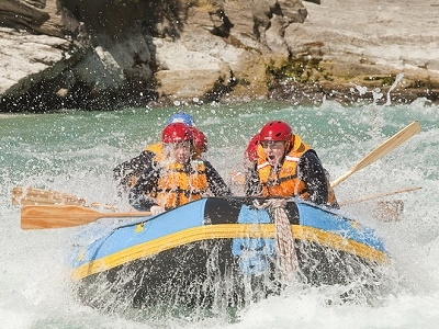 Rafting Kawarau River NZ Otago