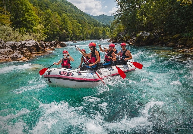 Three Days For Rafting Photos