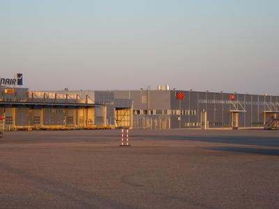 Logistic Terminals At Turku Airport