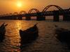 Rail   Road Bridge  Godavari