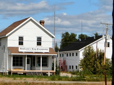 Railstop And Hbc Store In Gogama