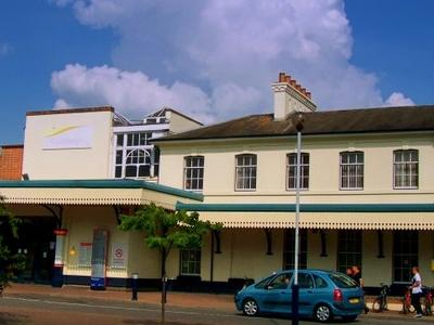 Railway  Station  Eastleigh