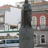 Statue Of Queen Leonor