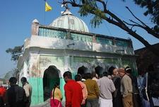 Raja Hemu's Beheading Plac