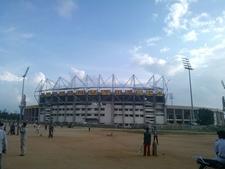 Rajiv Ghandhi International Cricket Stadium