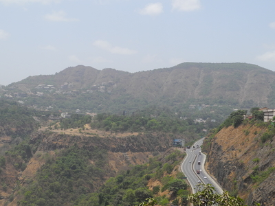 Rajmachi Scenic Views - Maharashtra - India