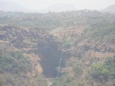 Rajmachi Waterfall View - Maharashtra - India
