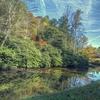 Rakes Mill Pond Along Blue Ridge Parkway