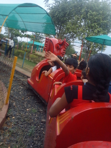 Ramdham Toy Train