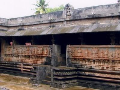 Rameshwara  Temple In  Keladi