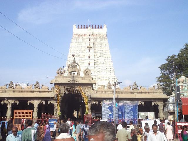 Tamilnadu Pilgrimage Tour Package Photos