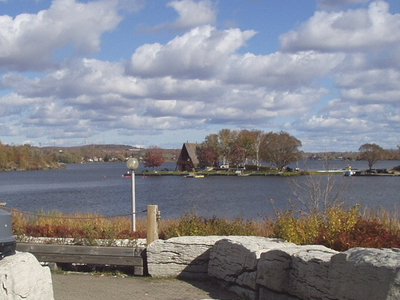 Ramsey Lake In Sudbury