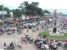 Ranchi City