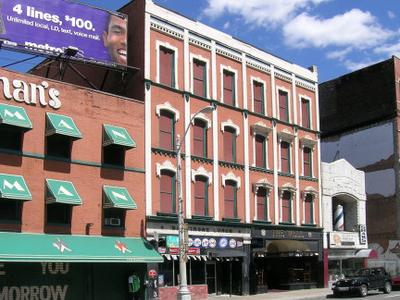 Randolph  Street  Detroit