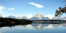 Ranger Peak - Grand Tetons - Wyoming - USA