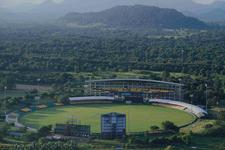 Rangiri Dambulla International Stadium Sri Lanka