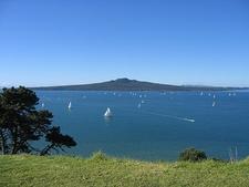 Rangitoto & Hauraki Gulf - Auckland NZ