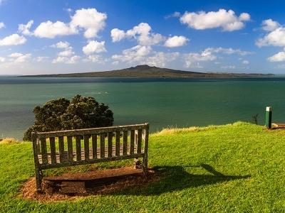 Rangitoto Island - North Island NZ