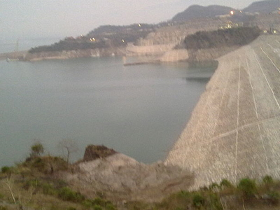 Ranjit Sagar Dam Ravi River