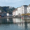 Rathaus-Steg At Lucerne