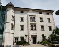 Rathaus In Spittal An Der Drau