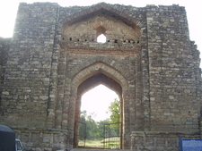Rawat Fort Main Gate