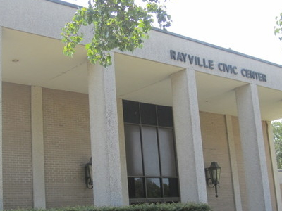 Rayville    Civic  Center