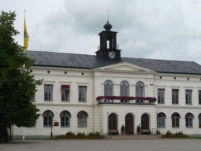 The Town Hall In Köping