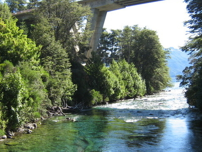 Route 231 Bridge Across The Correntoso River
