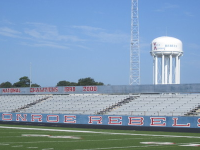 Rebel  Stadium West  Monroe