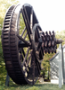 Reconstruction Of A Reciprocal Water Wheel