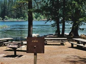 Point Recreation Group Campground