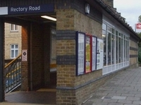 Rectory Road Railway Station