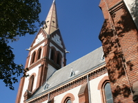 Iglesia Roja