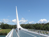 Redding SunDial Bridge CA