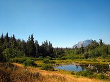 Red Eagle Trail - Glacier - Montana - USA