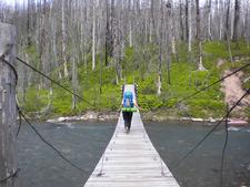 Red Eagle Trail - Glacier National Park - USA