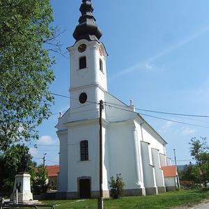 Református Templom, Páty, Hungary