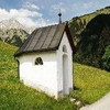 Regenbogenkapelle Nesselwängle-Haller Austria