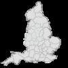 Regional Map Of England