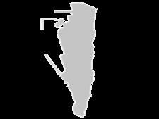 Regional Map Of Gibraltar