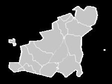 Regional Map Of Guernsey
