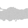 Regional Map Of Turkey