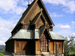 Stave la iglesia