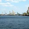 Reloading Cargo Wharf