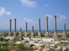 Remains Of Ancient Columns